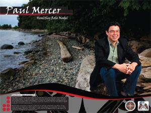 PAUL MERCER - NISGA'A NATION