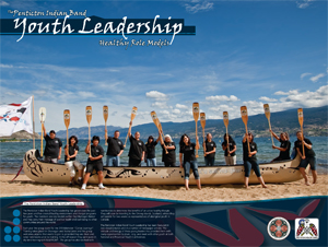 PENTICTON INDIAN BAND YOUTH LEADERSHIP