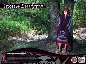 JESSICA RONEE-MAE LINDBERG - TLINGIT AND HEILTSUK NATIONS