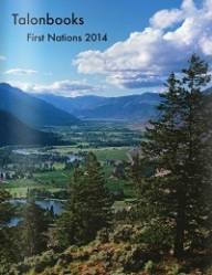 Talon Books Catalogue